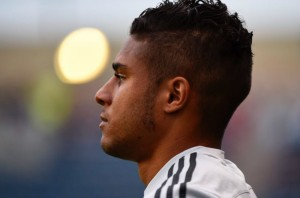 Quincy Amarikwa shows determination with San Jose