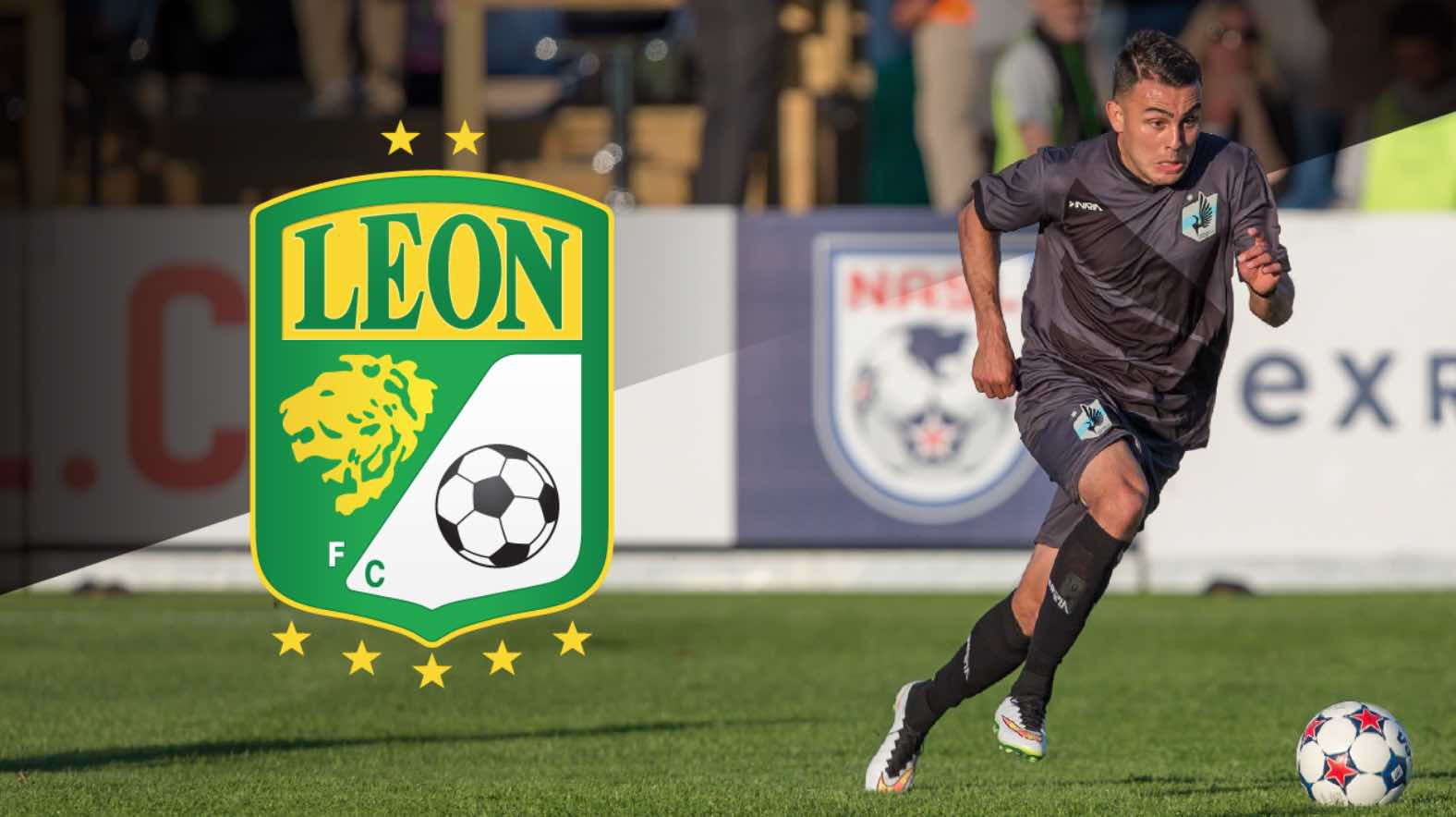 Miguel Ibarra scores in second consecutive match