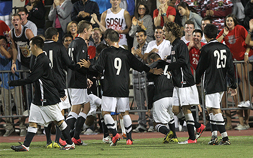 San Diego State Men's Soccer 2015 Campaign