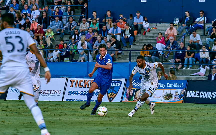 Blues Look to Carry Momentum Home Saturday vs Austin Aztex