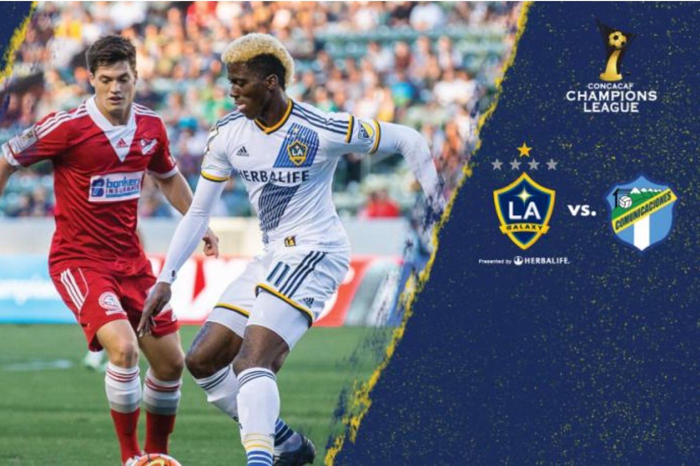 Preview: LA Galaxy vs Communicaciones