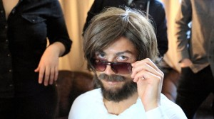 Cristiano Ronaldo Dresses up as a Homeless Man to Surprise Madridistas
