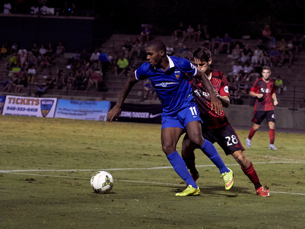 OC Blues roll on with win over T2