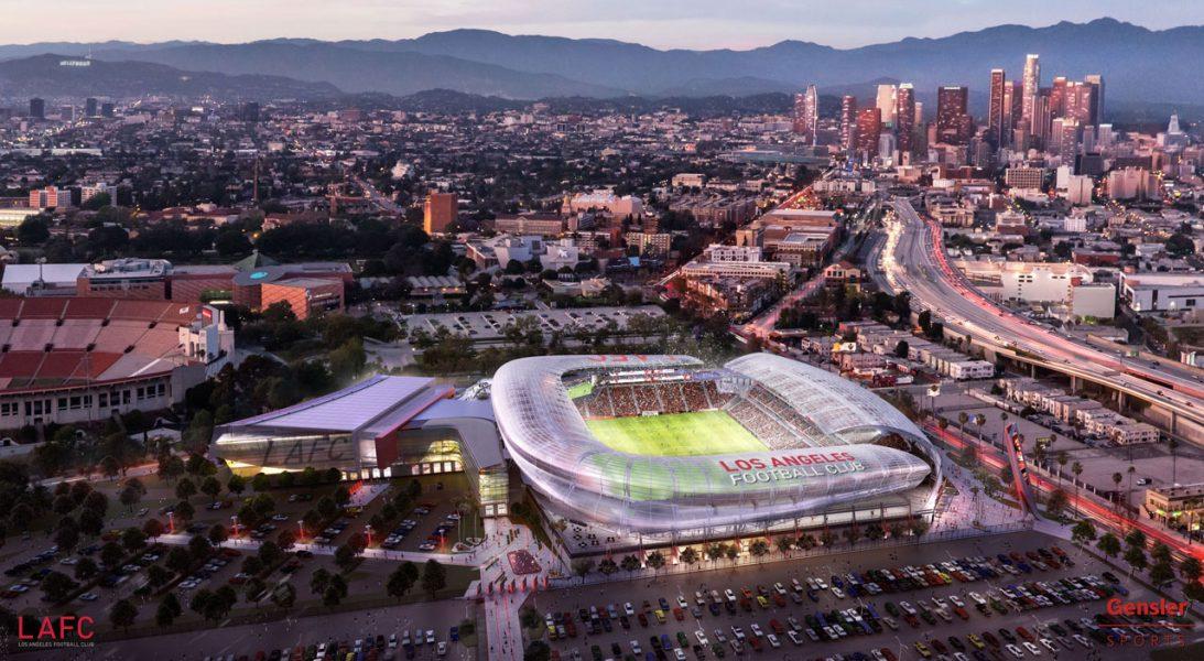 LAFC Release New Stadium Renderings