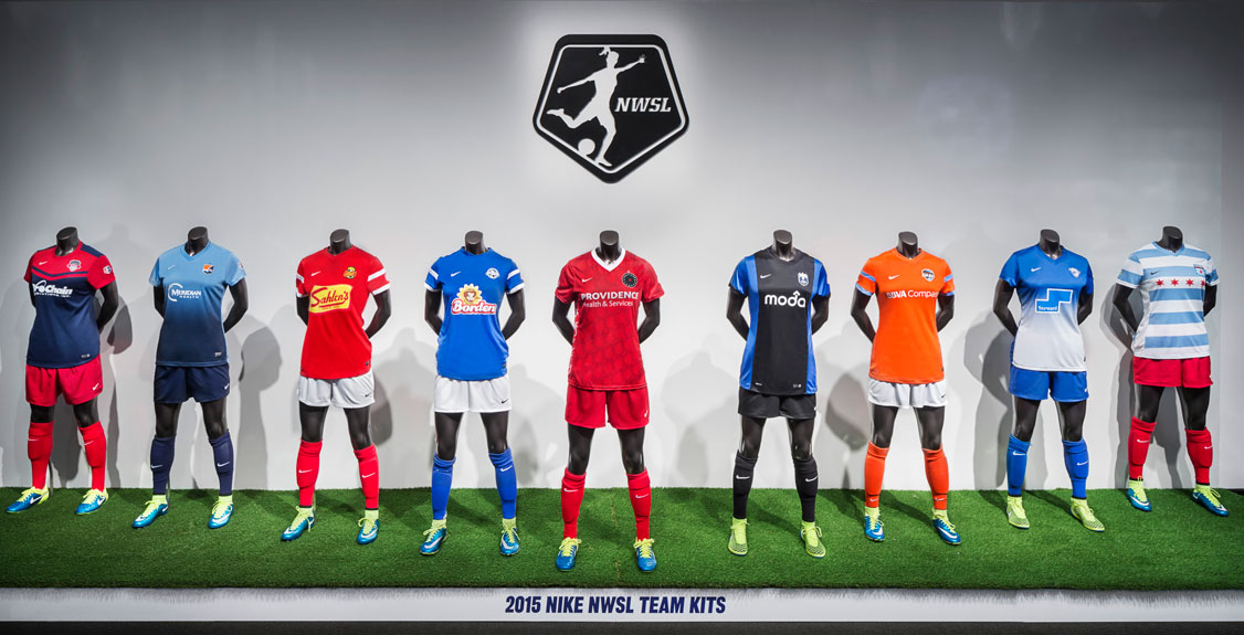 Nike and NWSL Extend Partnership Through 2019