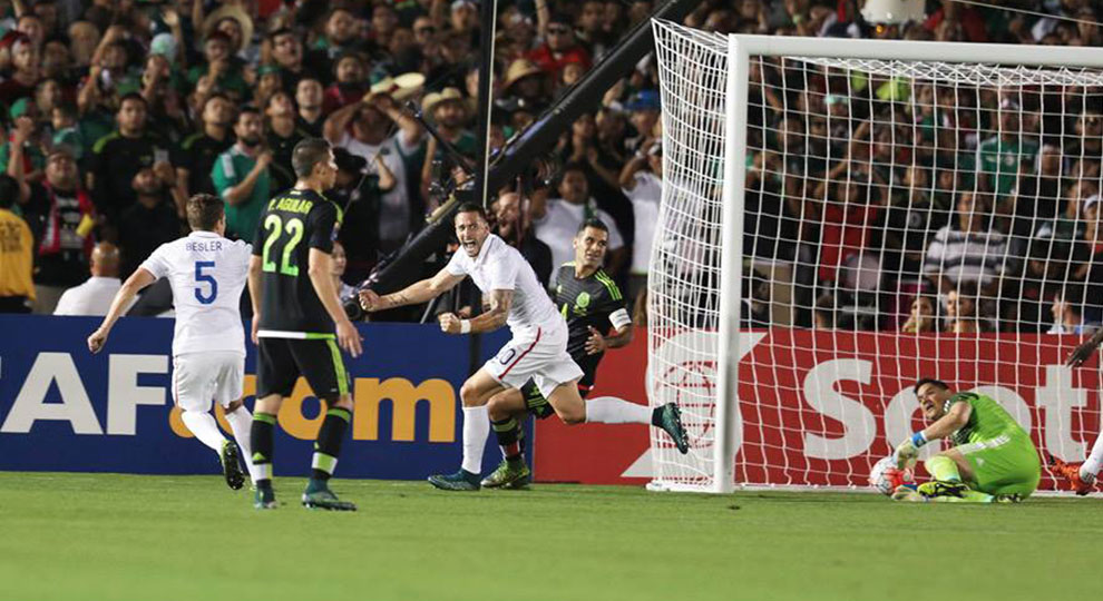 Mexico advances to Confederations Cup after defeating U.S.