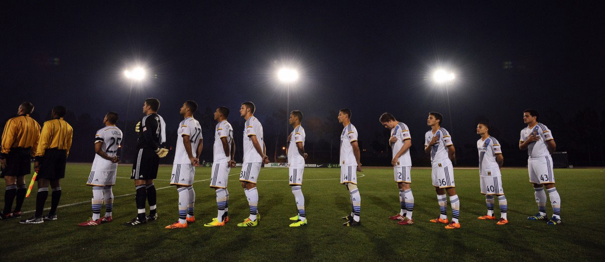 LA Galaxy II look to make history in USL Championship game