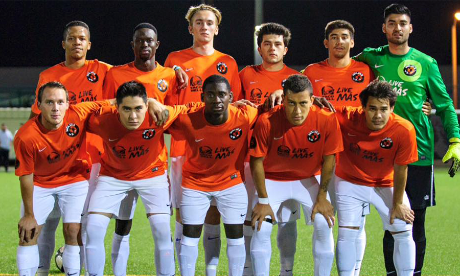 Four Southern California amateur teams to enter 2016 U.S. Open Cup