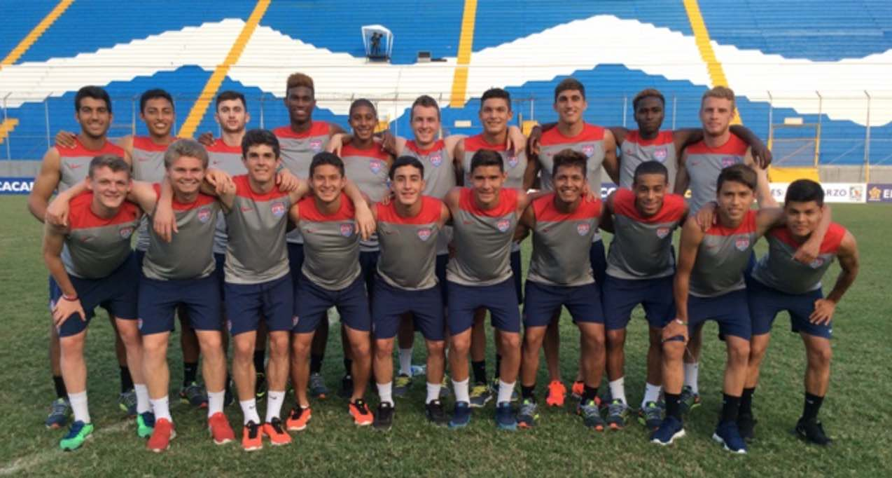Nine Players From California Named to U.S. U-17 MNT World Cup Roster