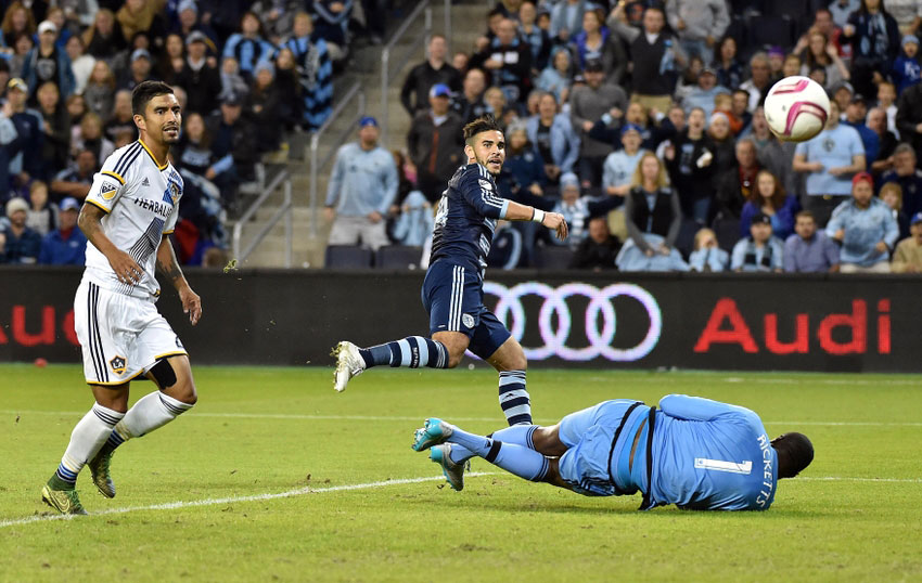 LA Galaxy opt for the scenic route to MLS Cup