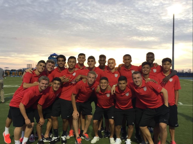 U.S. U-17 MNT kicks off U-17 World Cup campaign against reigning champions Nigeria