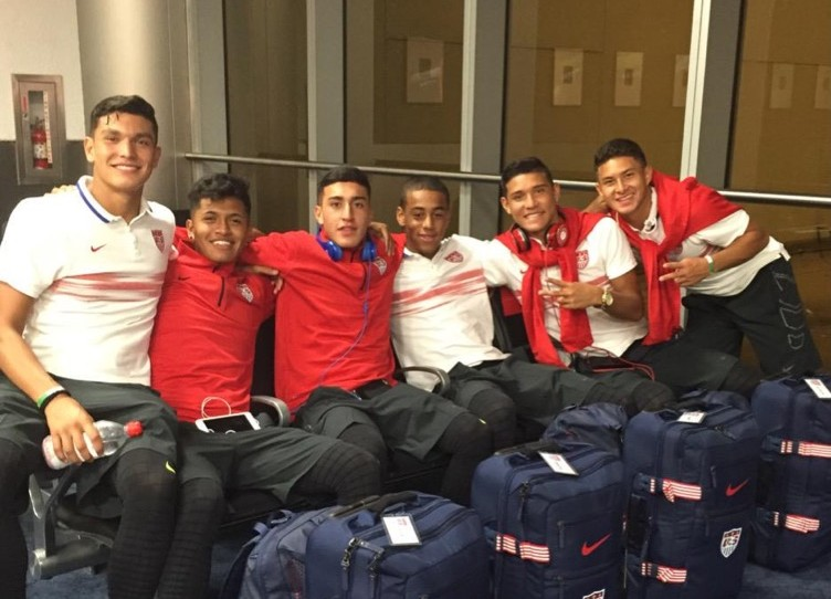 California Homegrowns: San Diego's Brandon Vazquez leads U.S. scoring at U-17 World Cup