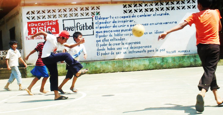 love.fútbol: a Catalyst for Change
