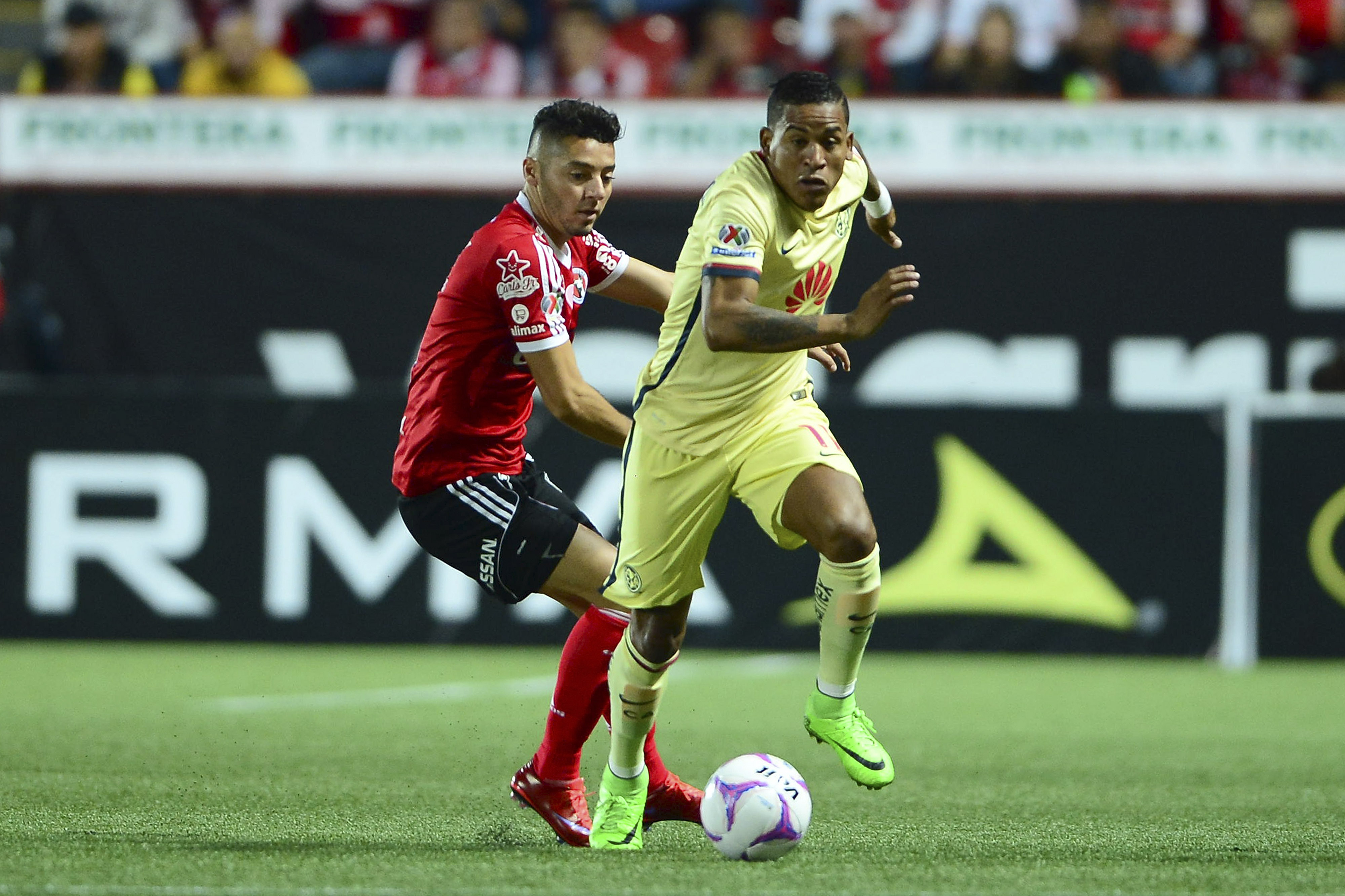 Xolos fail to defend home turf against capital club América