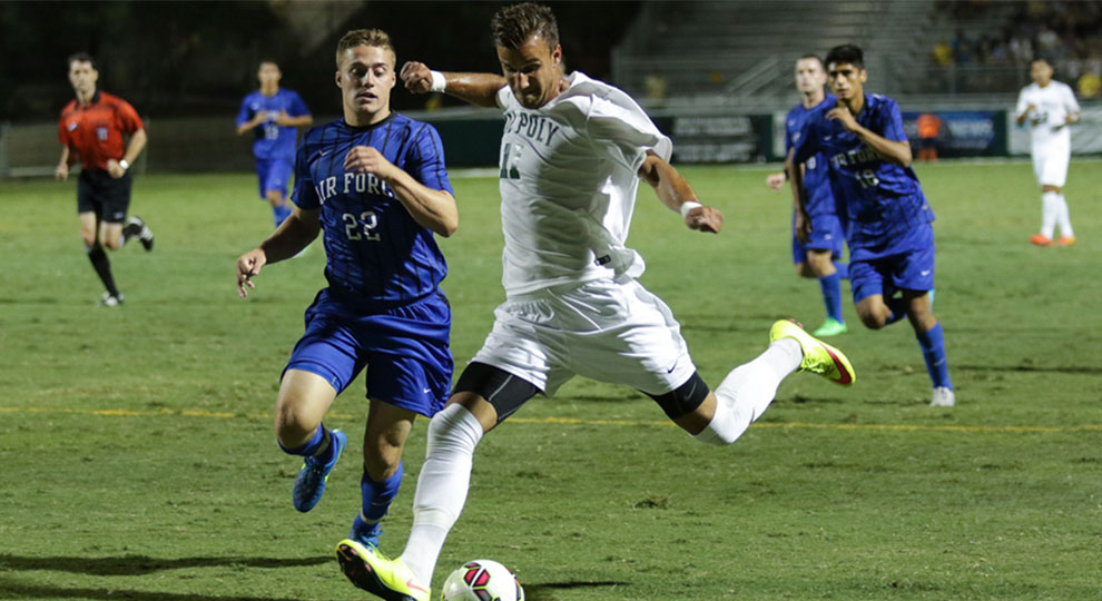 California College Weekend Recap: Cal Poly men advance to semifinals of Big West Tourney, UCLA men score 6 goals, USC women defeat UCLA, and more