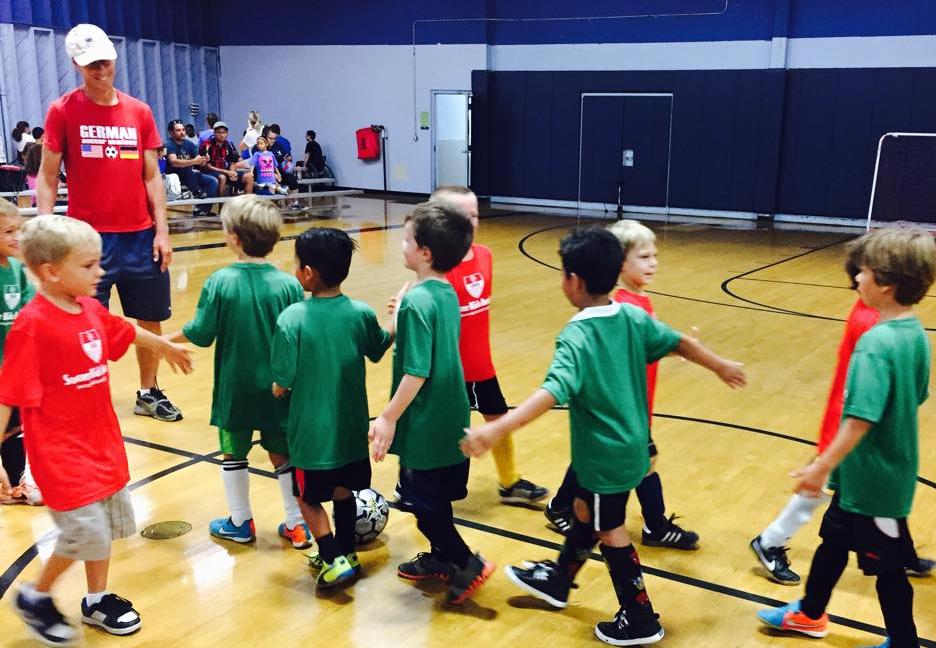 Soccer Kids America's Upcoming Schedule