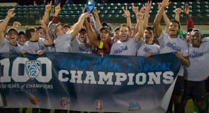 Six California based schools advance to 2015 Men's College Cup