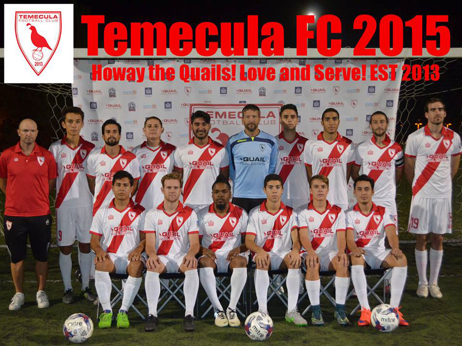 Temecula FC – 2016 Season Preview