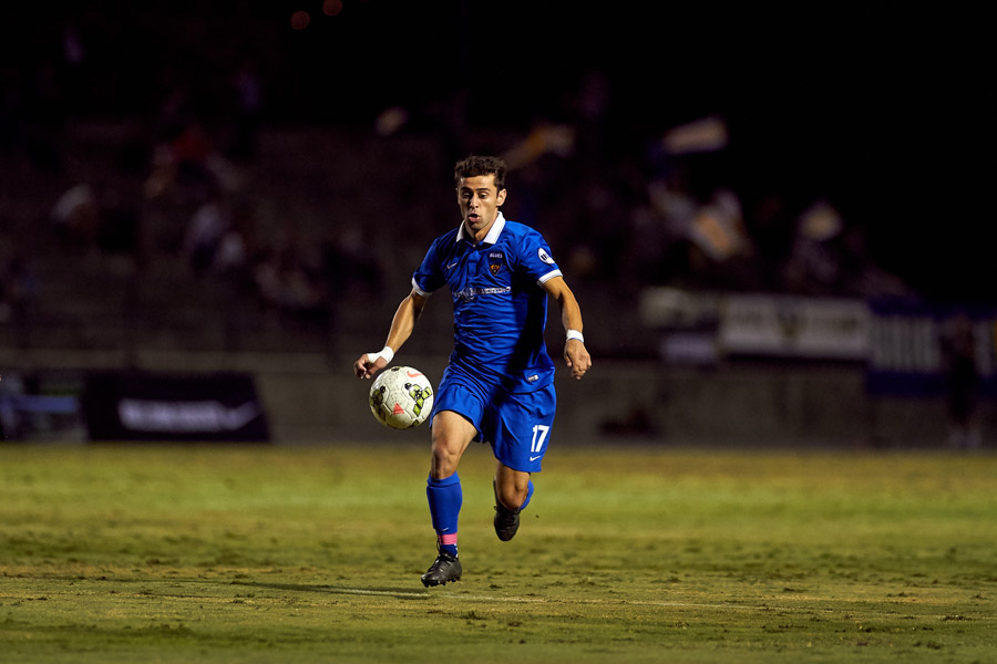San Diego Surf Alumni Re-Signs with OC Blues for Second Season
