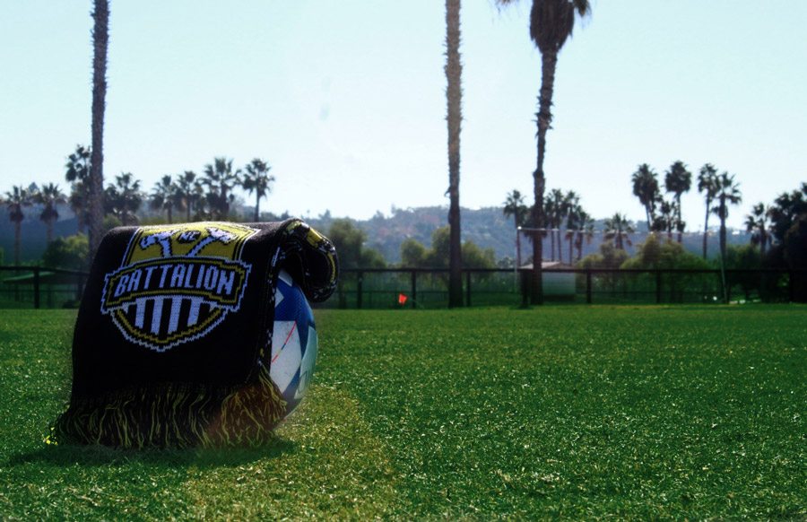 NC Battalion – San Diego's Professional Soccer Builds A Grassroots Community