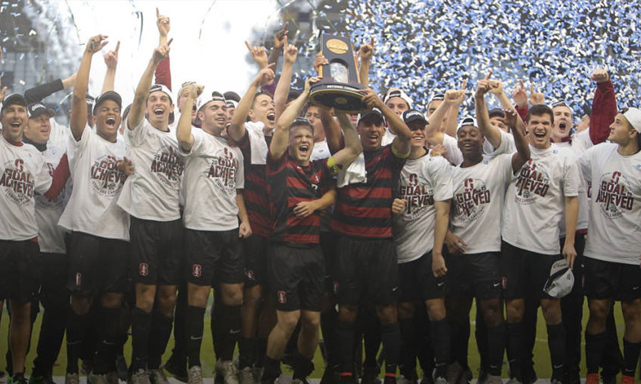 Stanford Wins 2015 NCAA Championship