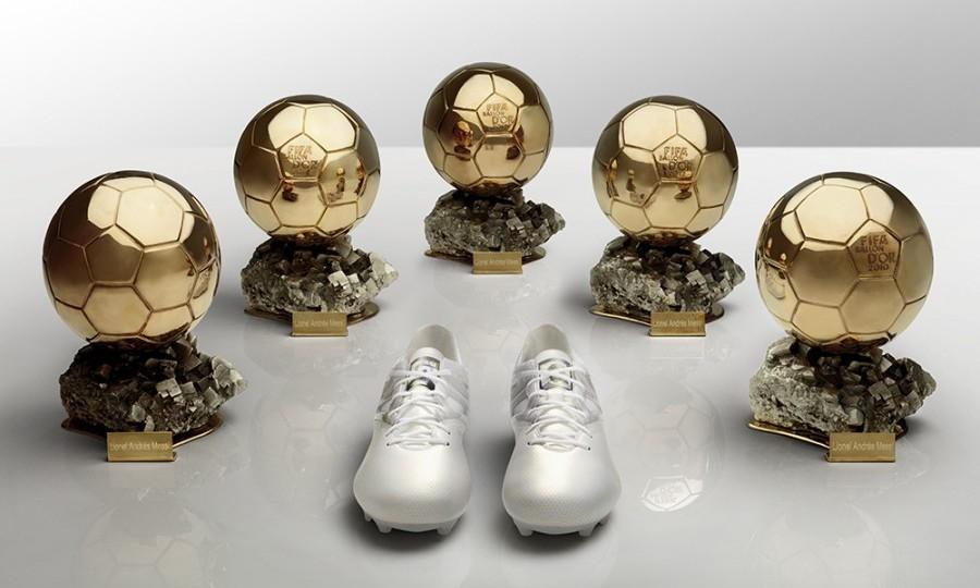 Creating with Platinum Adidas – Messi 15