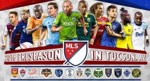 MLS Preseason & USMNT Schedule For California, Arizona, and Nevada