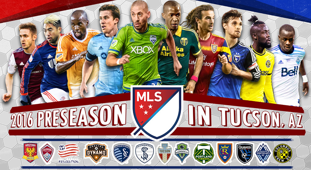 MLS Preseason & USMNT Schedule For California, Arizona, and Nevada