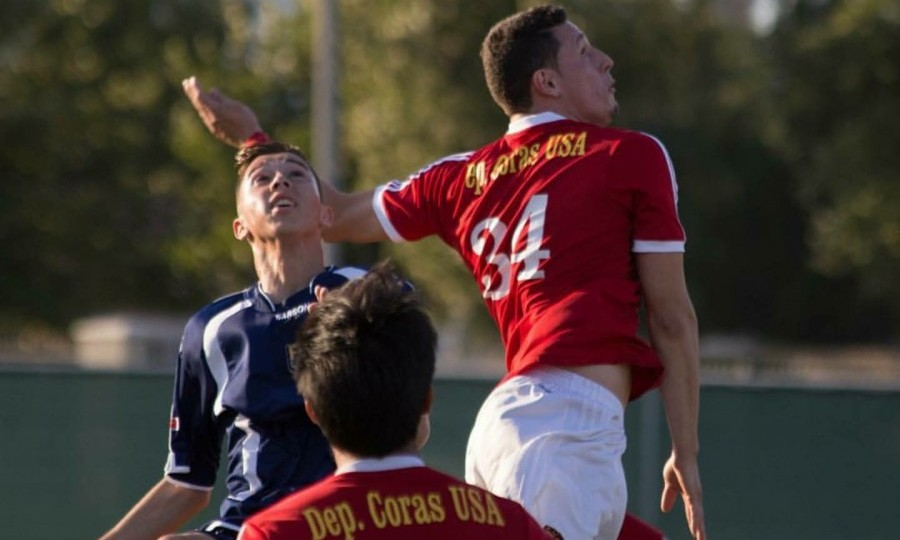 Deportivo Coras USA Strive for Top Spot