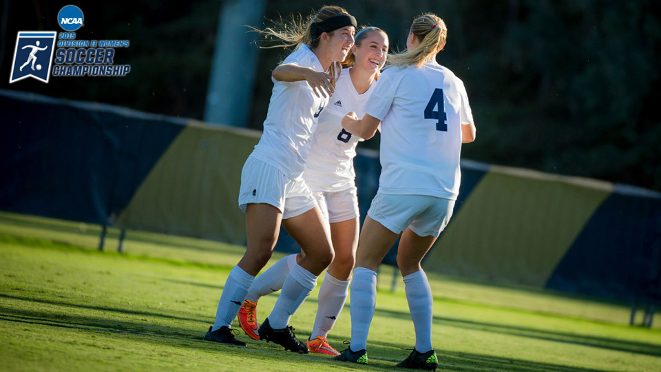 UCSD Women's Soccer Builds Success With Community