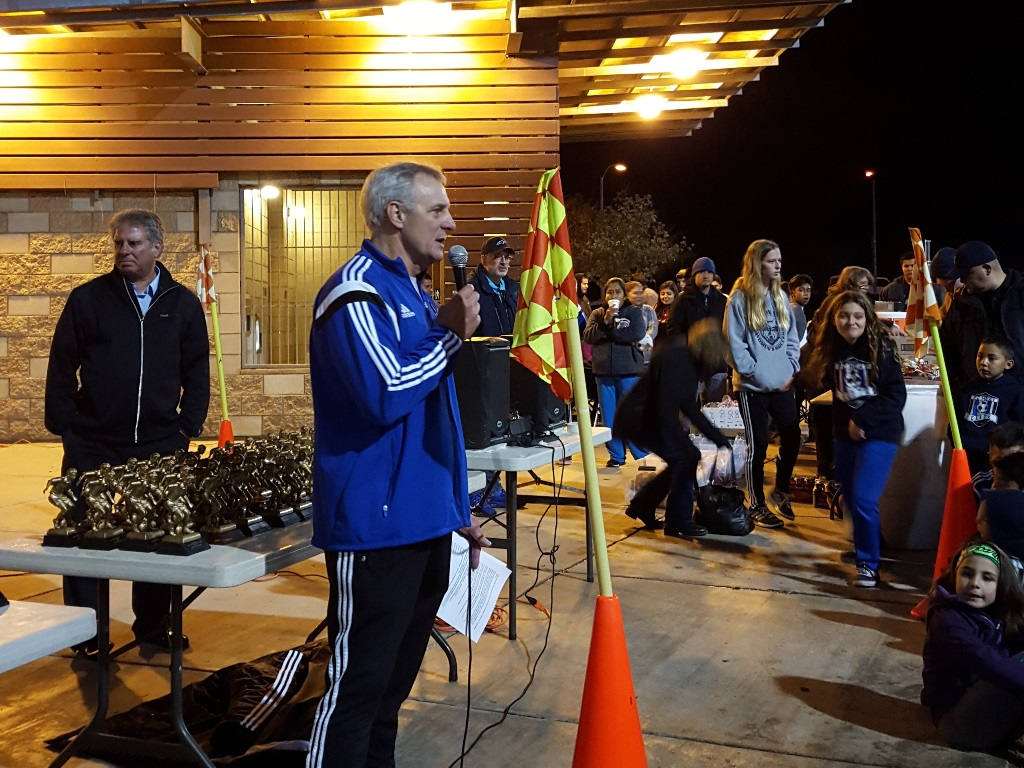 Escondido FC Heat End of the Year Awards