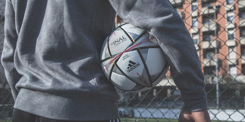 adidas Unveils Finale Milano