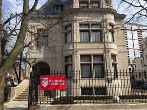 US Soccer Unveils New Crest