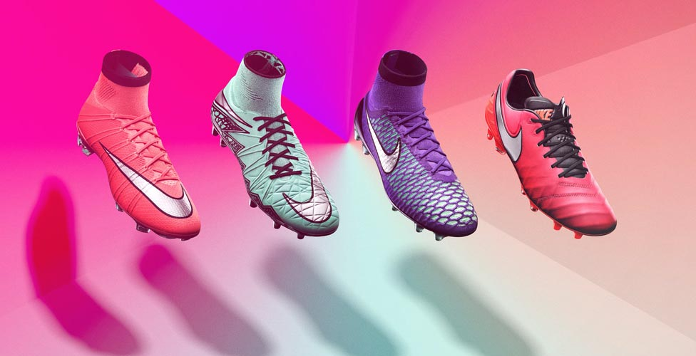 Nike Introduces the Metal Flash Pack