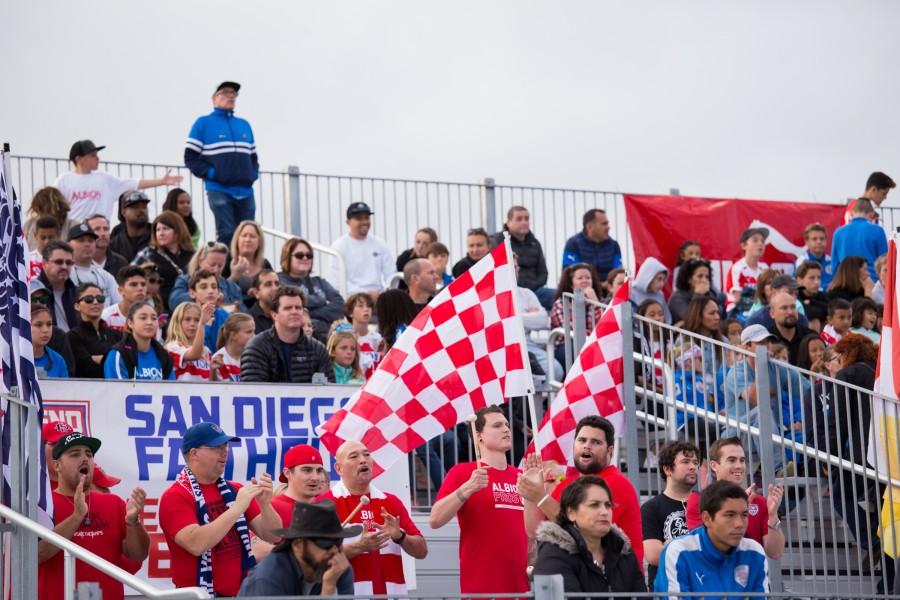 Albion Pros defeat San Diego Rival Chula Vista FC
