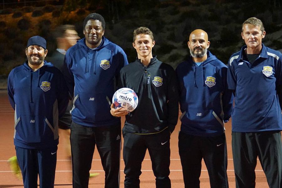 SoccerNation Coach's Corner – Ryan Guy