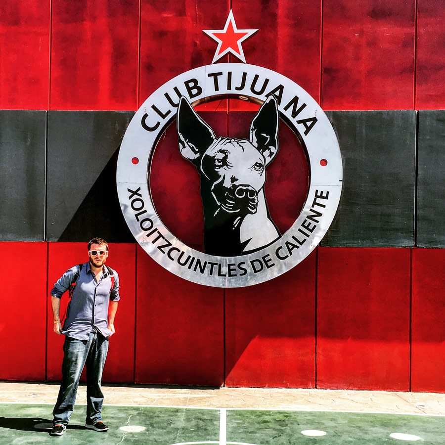 Club Tijuana: Sin Fronteras