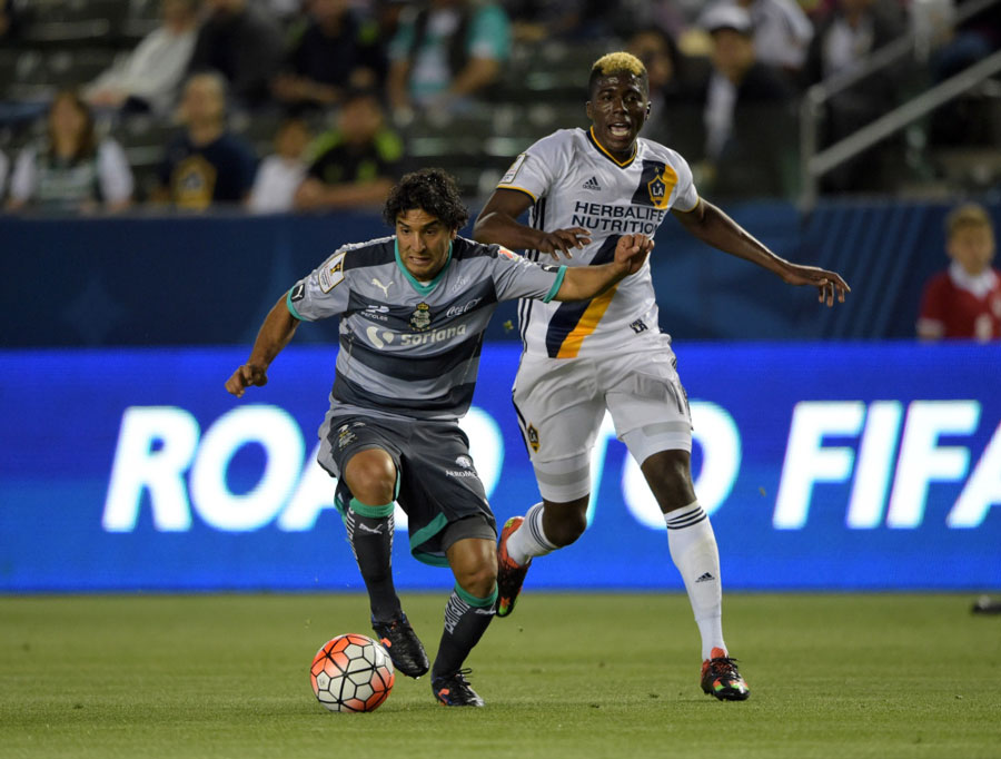 LA Galaxy blown out by Santos Laguna to crash out of CONCACAF Champions League
