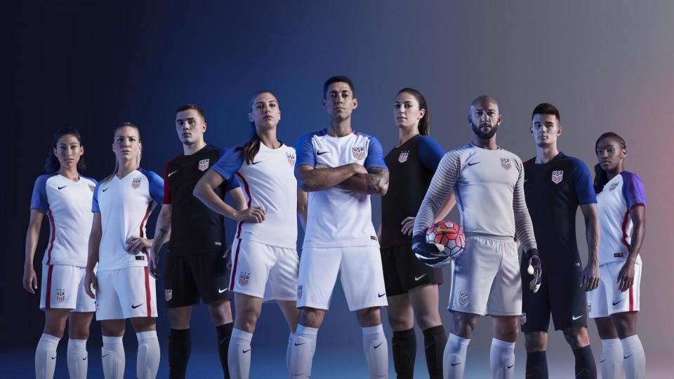 Nike Launch Wave of International Kits with New AeroSwift Technology