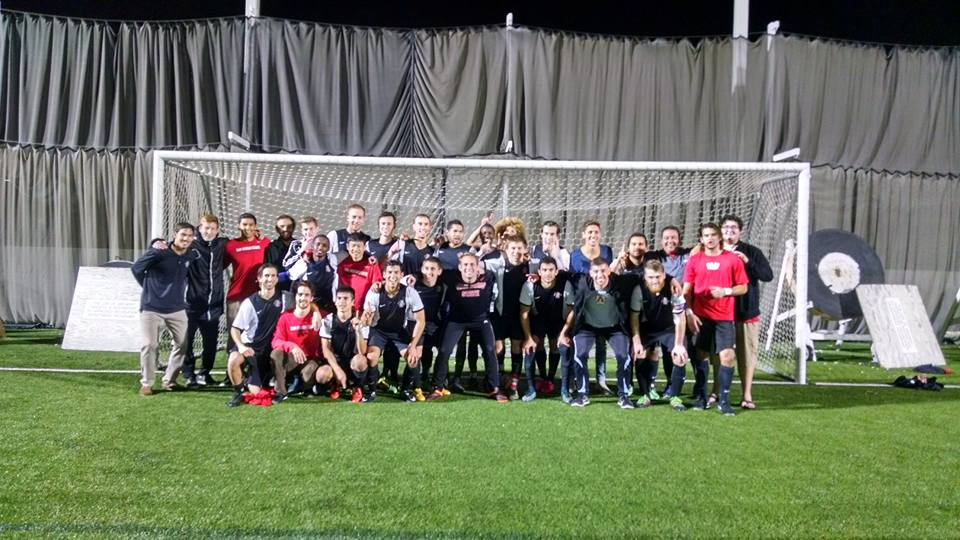 SDSU Claims 2015 SD College Cup