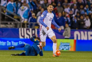 USMNT Keep World Cup Hopes Alive Following 4-0 Win Over Guatemala