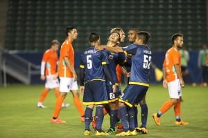 LA Galaxy II, OC Blues Split First 405 Derby of Season