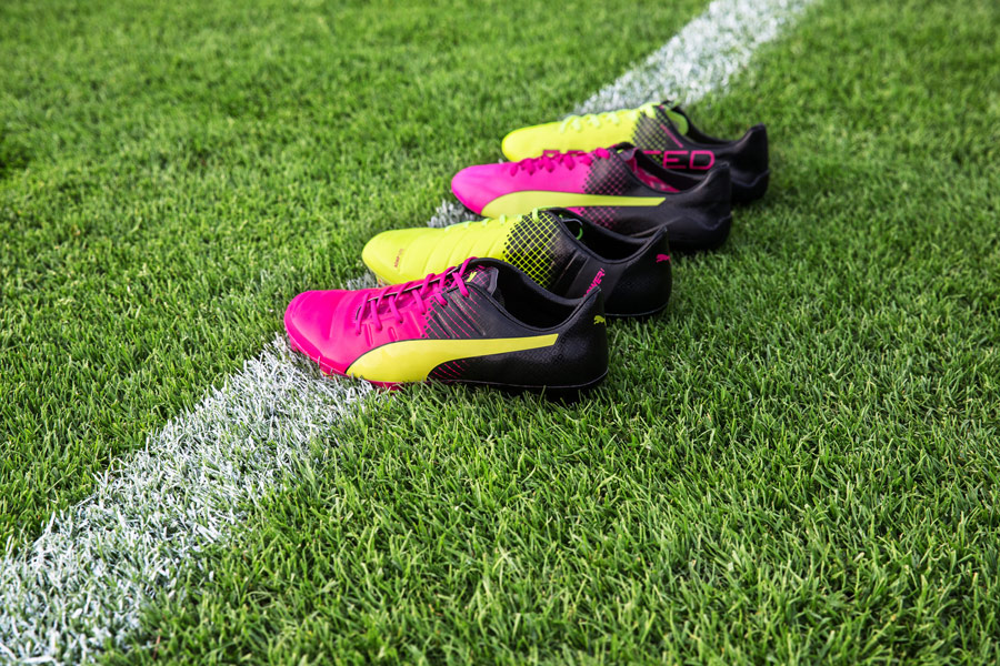 PUMA Reveals Latest Edition Of Dual Colored Tricks Cleats