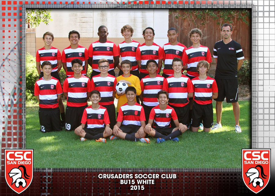 Join San Diego Crusaders Soccer Club!