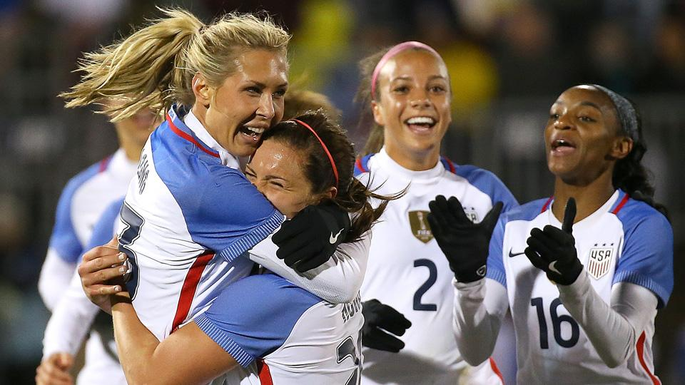 United States Women's National Team to Play Romania in San Jose and Carson, Calif.
