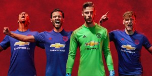 Manchester United Unveils Stunning Away Kit for 2016-17 Season