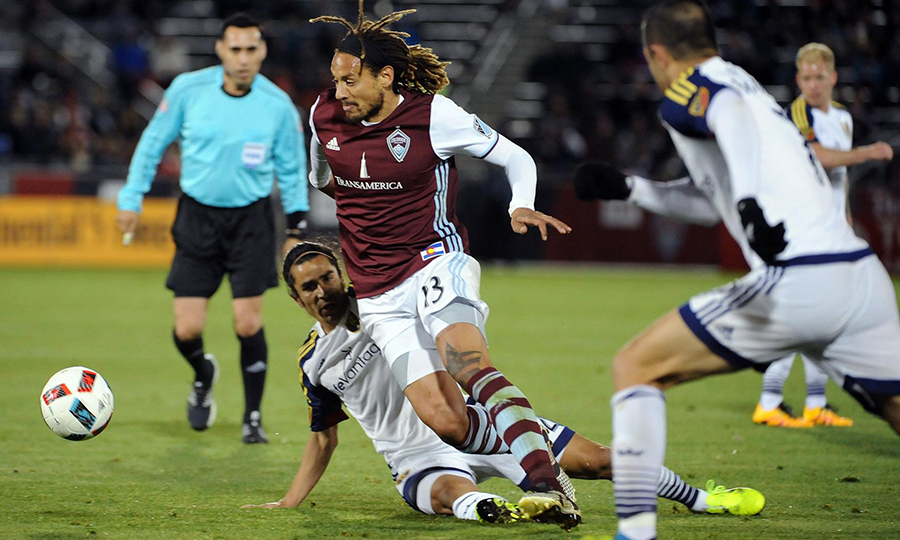 MLS Recap: Galaxy Win Big, Colorado Top in Western Conference & More