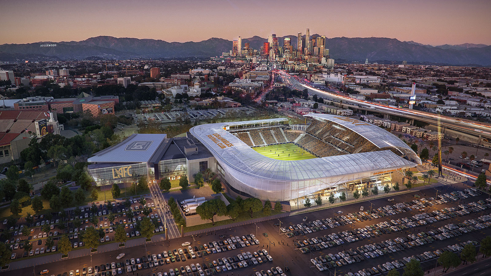 LAFC Stadium Granted Final Approval To Build From LA City Council
