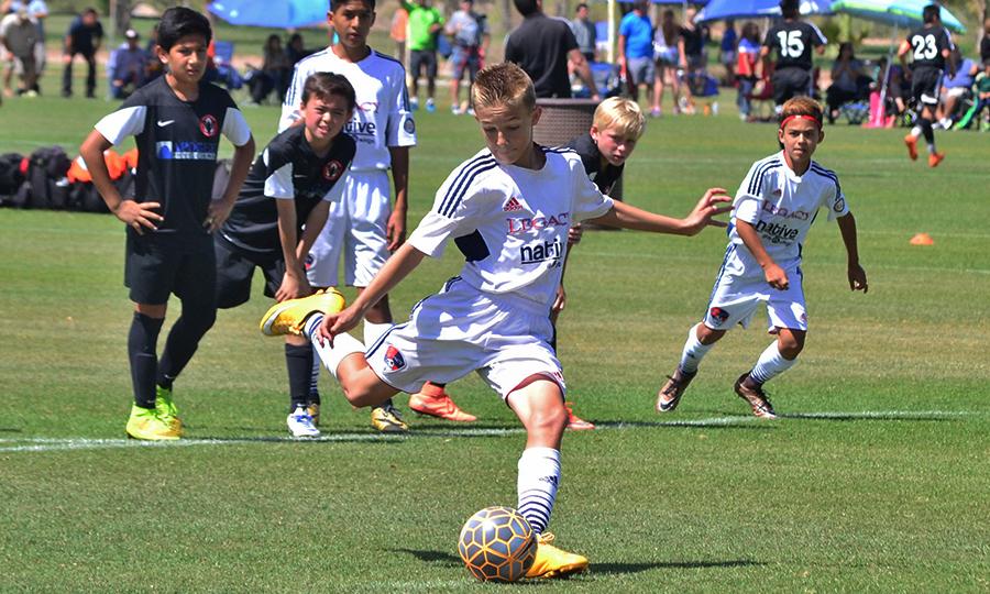 Arizona Youth Soccer (U12-U18) Boys & Girls State Champions Crowned