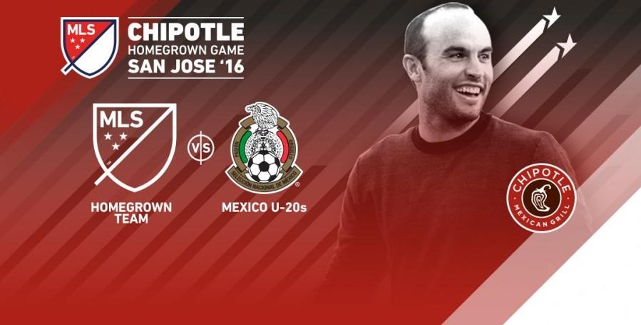 Landon Donovan Pegged To Coach MLS Homegrown Team Vs. Mexico U-20s